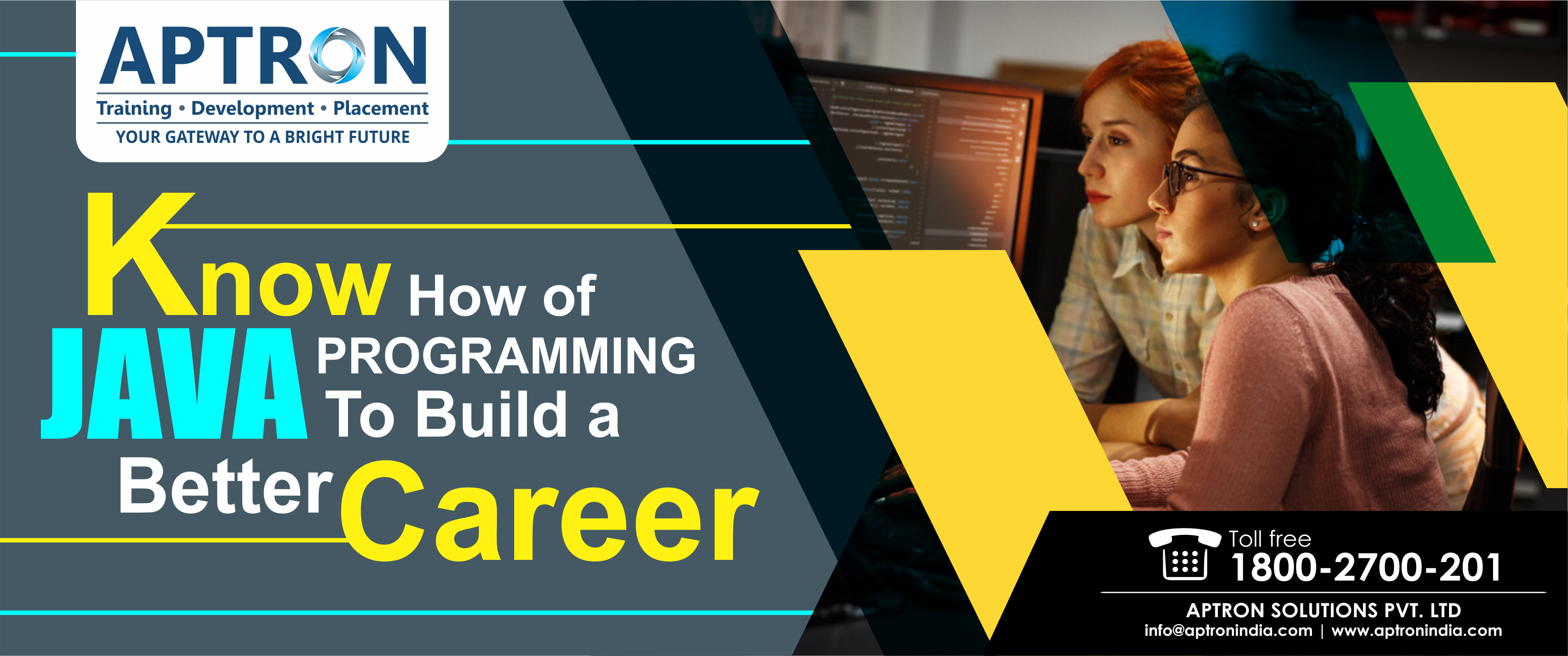 Know-How of Java Programming to Build a Better Career