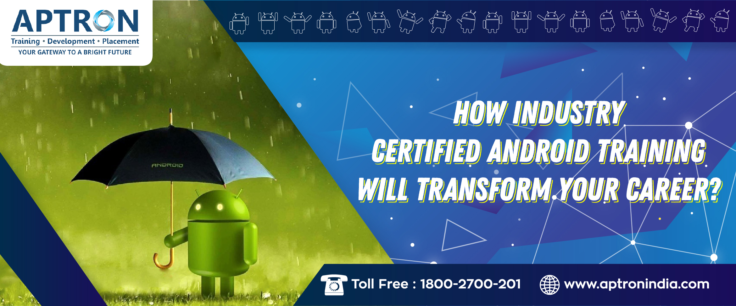 How Industry Certified Android Training will Transform your Career?