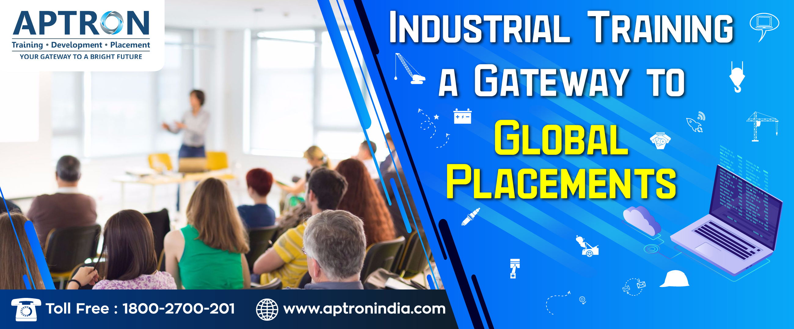 Industrial Training a Gateway to Global Placements