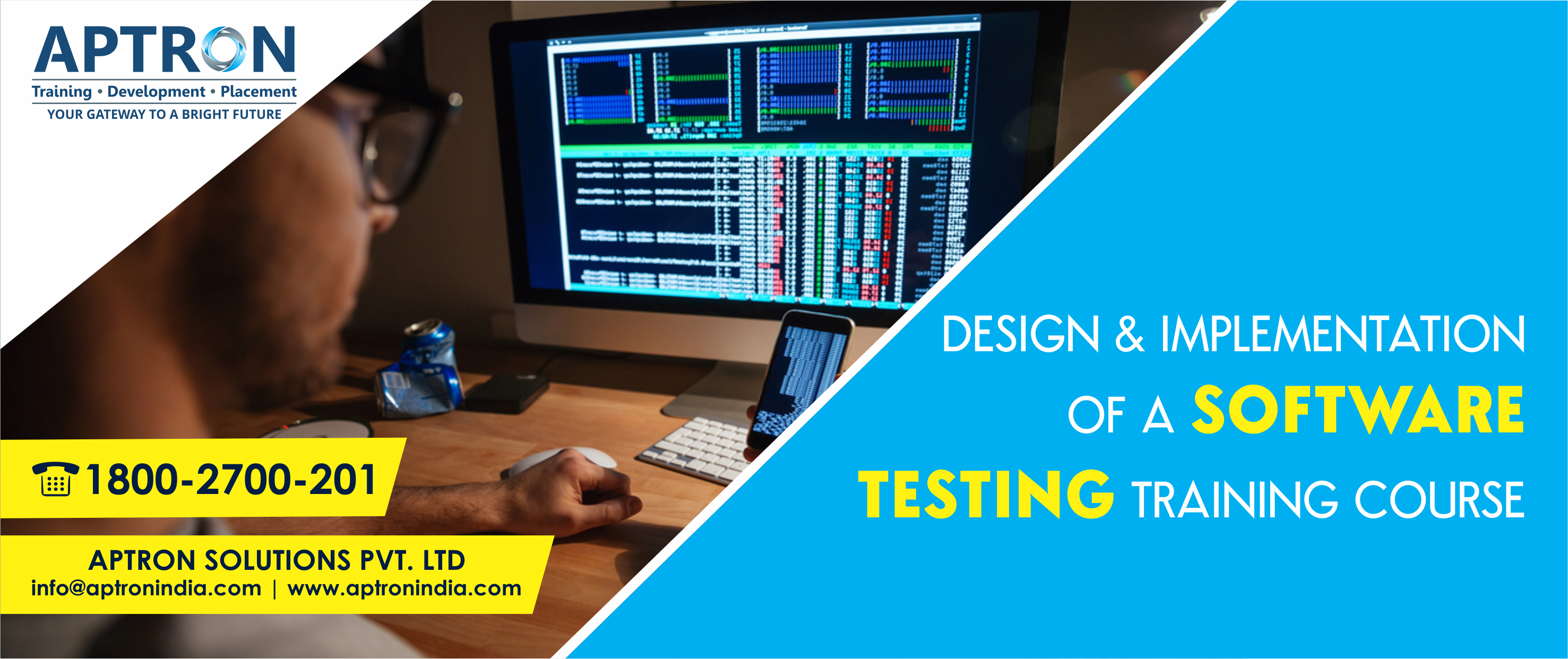 Design and Implementation of a Software Testing Training Course