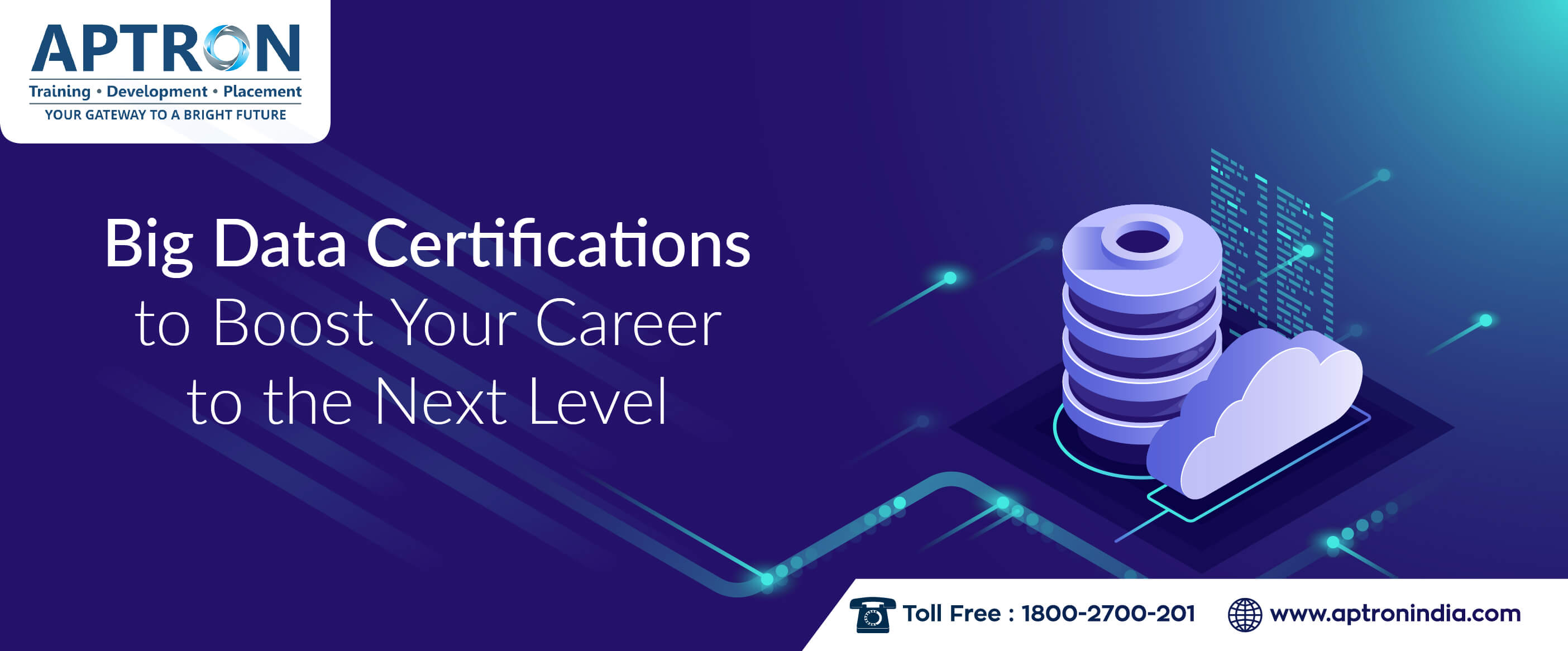 Big Data Certifications to Boost your Career to the Next Level