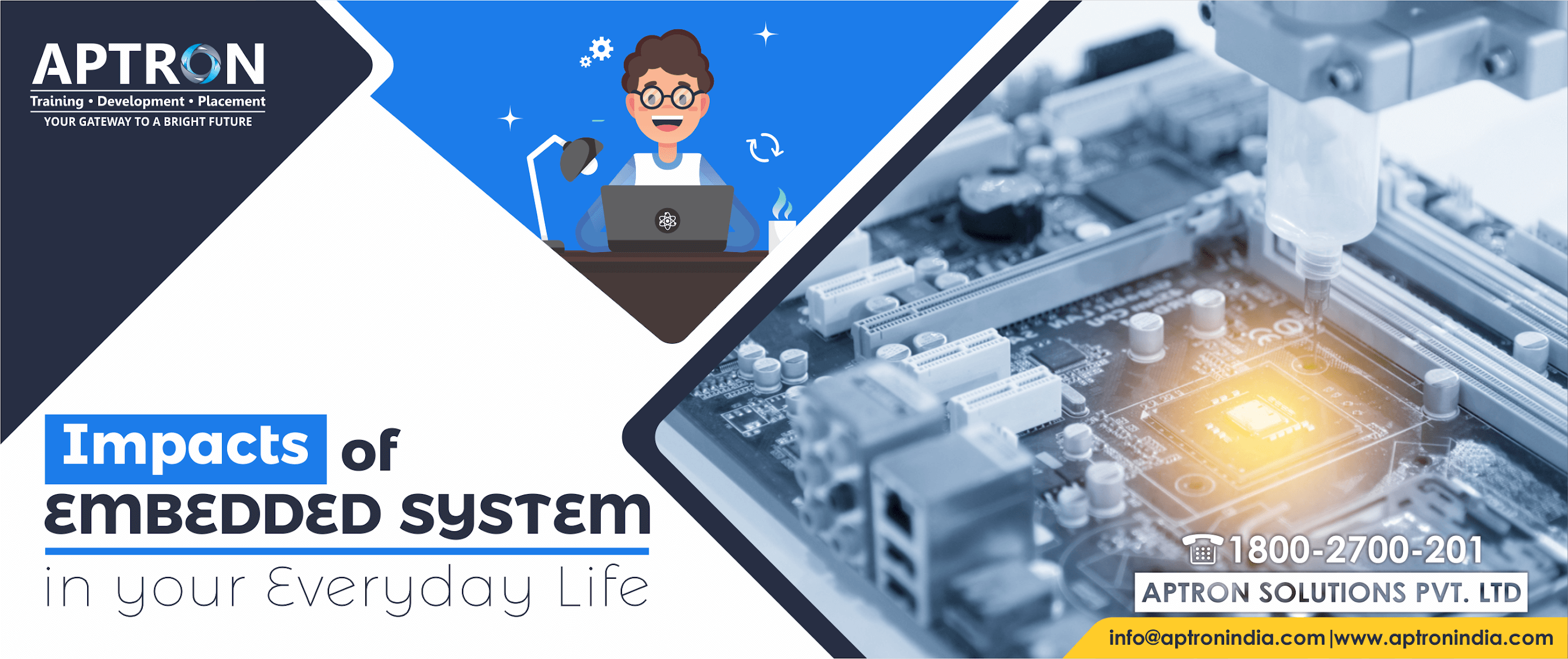 Impacts of Embedded System in your Everyday Life