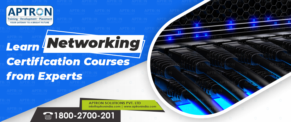 Learn Networking Certification Course from Experts