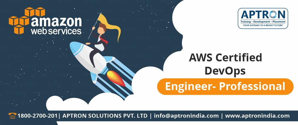 AWS Certified DevOps Engineer- Professional