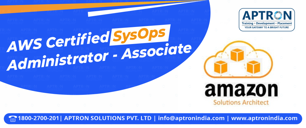 AWS Certified SysOps Administrator- Associate