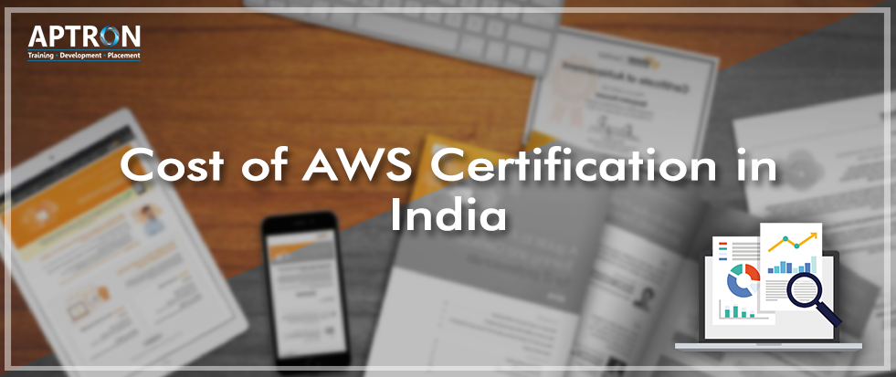 Cost of AWS Certification in India