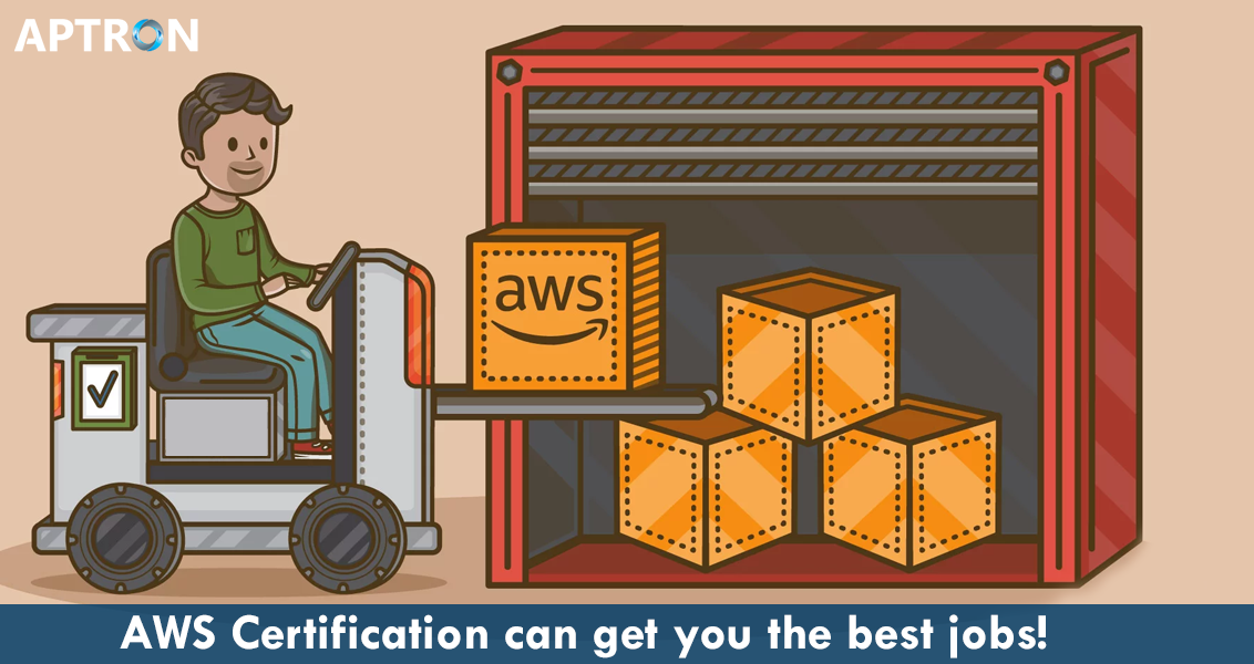 AWS Certification can get you the best jobs