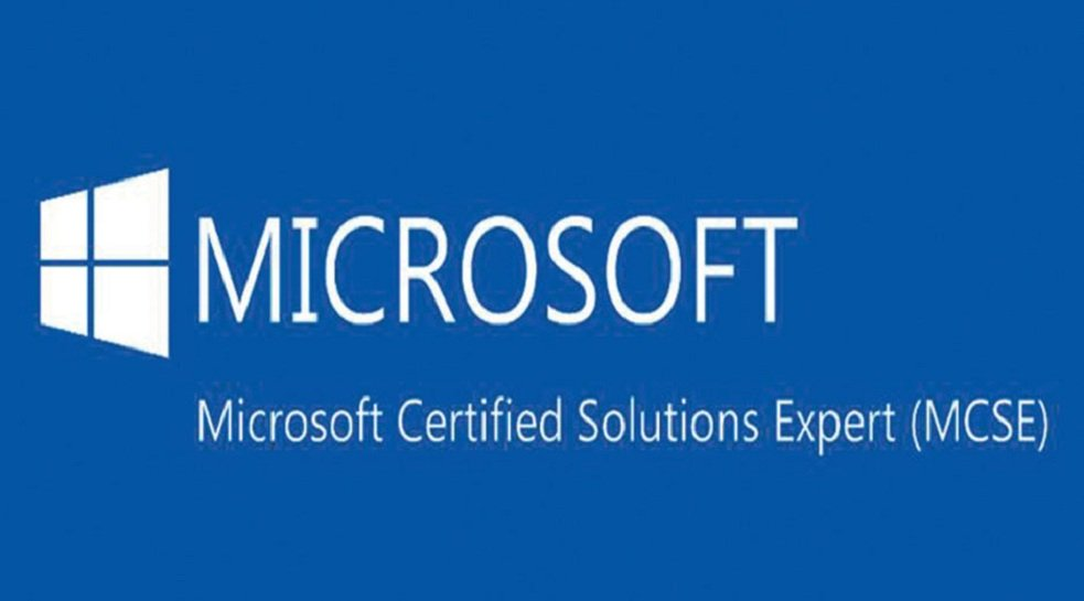 Being Highly Professional Expert with MCSE Certification