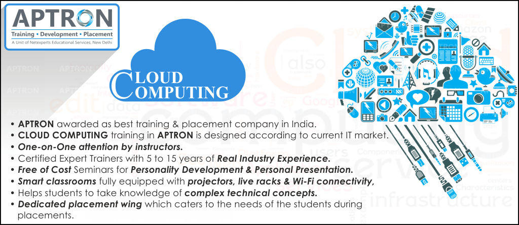Best Project based 6 Weeks Summer Training on Cloud Computing in Noida