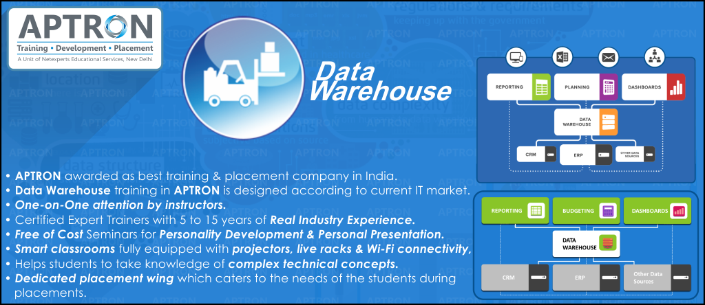 Best Project based 6 Weeks Summer Training on Data Warehousing in Noida
