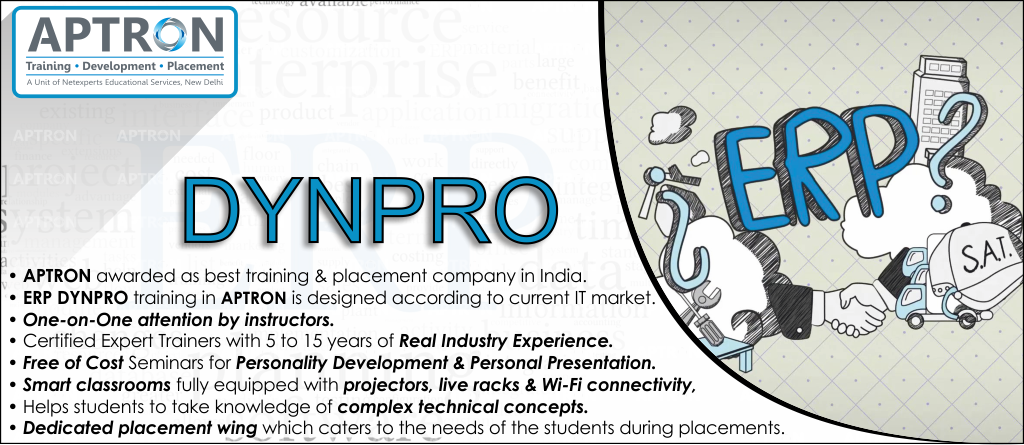 Best ERP Dynpro training institute in noida