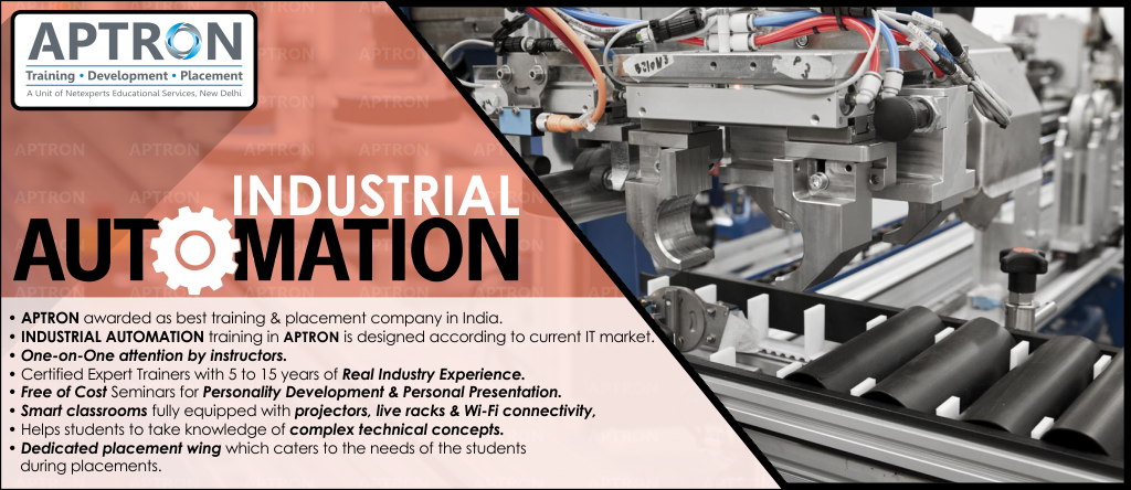 Best industrial automation training institute in noida