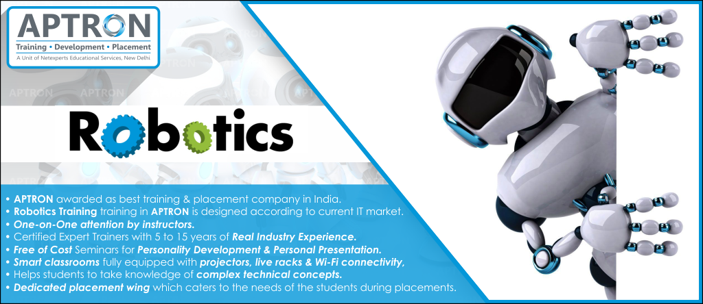 Best Project based Winter Training on Robotics in Noida