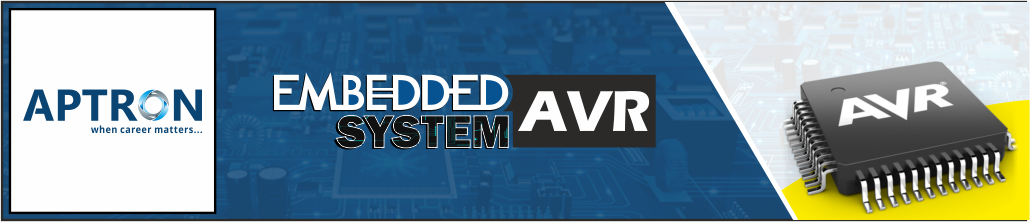 Best embedded-system-with-avr training institute in noida