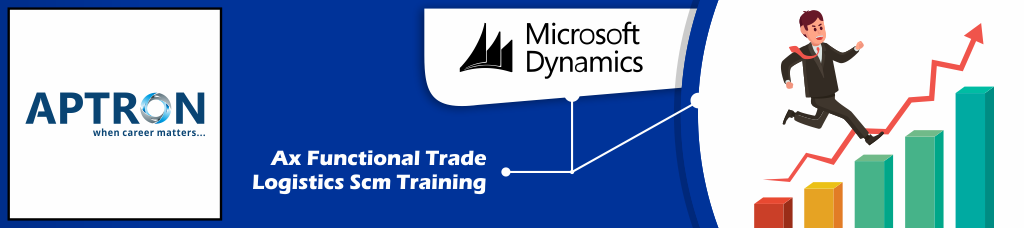 Best ms-dynamics-ax-functional-trade-logistics-scm training institute in noida