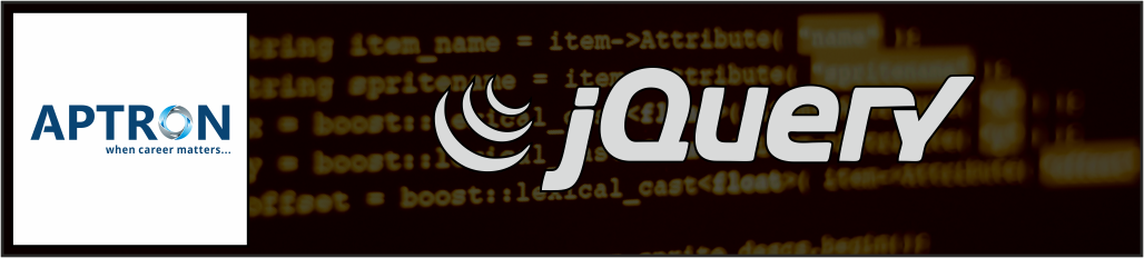 Best jquery training institute in noida