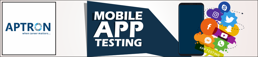 Best mobile-application-testing training institute in noida