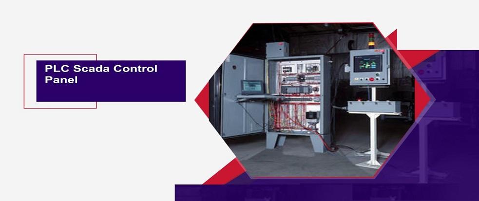Industrial Applications of PLC SCADA